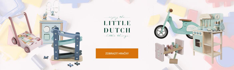 Dřevené hračky Little Dutch