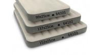 Nafukovací matrace Intex 64103 DELUXE SINGLE QUEEN 203x152x25 cm