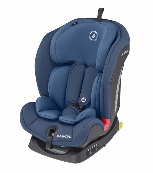 Titan autosedačka Basic Blue