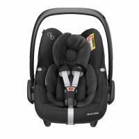 Pebble Pro i-Size autosedačka Essential Black