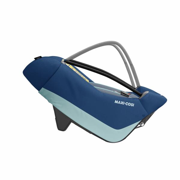 Coral autosedačka Essential Blue