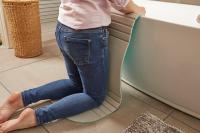 Podložka pod kolena a lokty k vaně