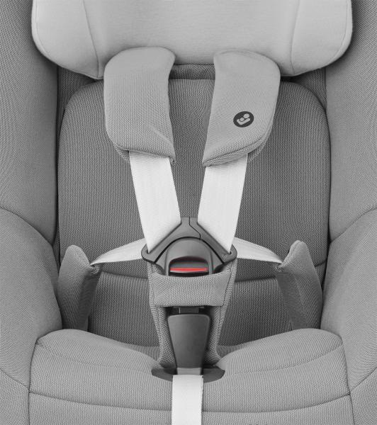 Pearl Pro i-Size autosedačka Authentic Grey