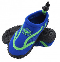 Boty do vody dětské modré