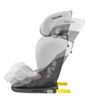 RodiFix AirProtect autosedačka Authentic Grey