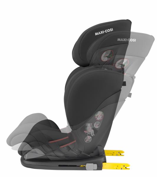 RodiFix AirProtect autosedačka Authentic Black