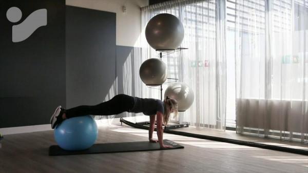 Gymnastický míč Pure2Improve YOGA BALL 65 cm