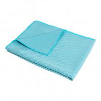 YOGA Antislip ručník P2I 170x60 cm modrý