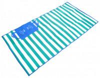 Skládací plážové lehátko SEDCO Plastic 180x90 cm