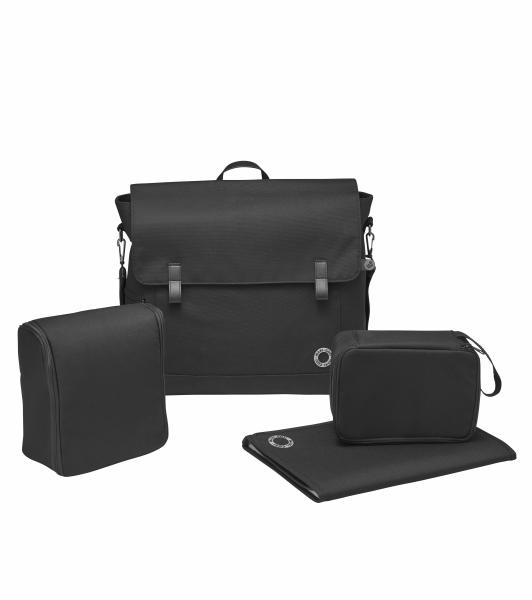 Přebalovací taška Modern Bag Essential Black