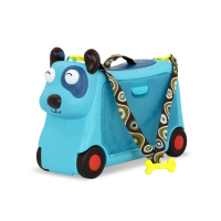 Kufřík + odrážedlo pejsek Woofer