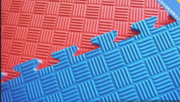 TATAMI PUZZLE podložka oboustranná 100x100x3 cm