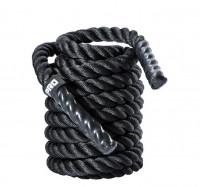 Lano na cvičení LivePro Battle Rope 5 cm x 12 m - 17,4 kg