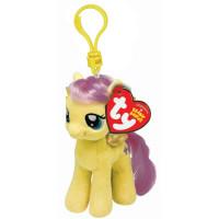 Plyšová klíčenka TY My Little Pony Fluttershy 11 cm