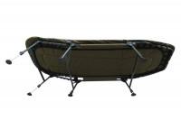 Rybářské lehátko Sedco STEEL 715 6L - 197x73x28-40 cm