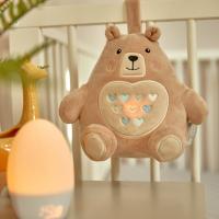 Noční světlo s hudbou Grofriend Bennie the Bear