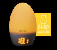 Teploměr a noční světlo Gro Egg2