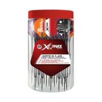 Sada XQMax Steel šipek  23g