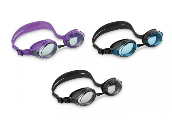 Plavecké brýle Racing Antifog Silicon