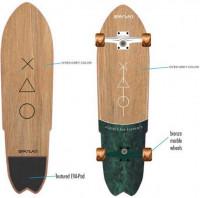 Skateboard SPARTAN Cruiser Board 28'' - 70 cm