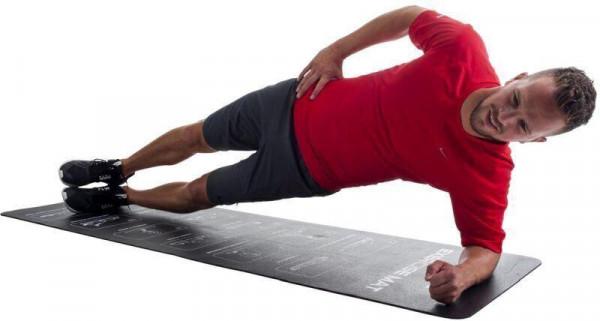 Karimatka na cvičení P2I 182x61x0,4 cm