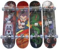 Skateboard SUPER BOARD 201 SPARTAN