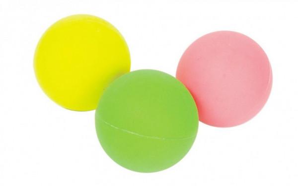 Barevné míčky beachballs set 3 ks