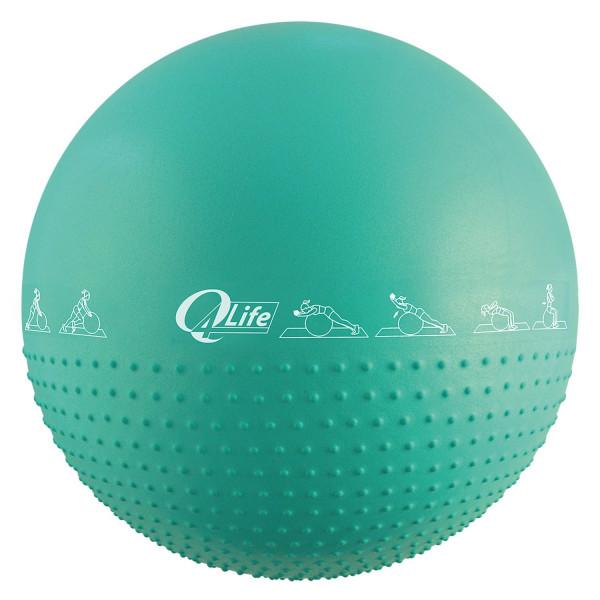 Gymnastický míč MASÁŽNÍ Sedco 65 cm