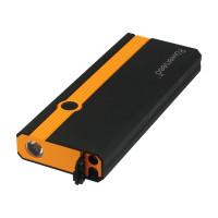 Powerseed PS-8000 mAh Buffalo Car Jump Starter (black/orange) PS-8000BO
