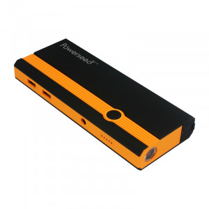 Powerseed PS-8000 mAh Buffalo Car Jump Starter (black/orange) PS-8000BO