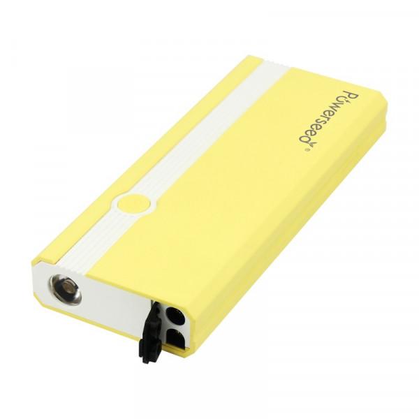 Powerseed PS-8000 mAh Buffalo Car Jump Starter (creamy/white) PS-8000CW
