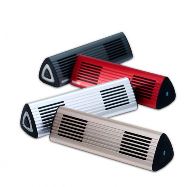 REMAX M3 Black, Portable Bluetooth Speaker 2.0 R6005