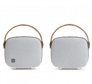 REMAX RM-M6 Silver, Desktop Speaker Bluetooth  + dárek zdarma + 3% sleva pro registrované zákazníky