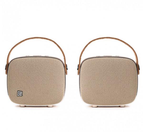 REMAX RM-M6 Gold, Desktop Speaker Bluetooth  + dárek zdarma + 3% sleva pro registrované zákazníky