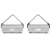 REMAX H1 Silver, Desktop Speaker 2.1 Bluetooth Bezdrátový reproduktor R6014