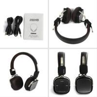 REMAX RB-200HB Black, Headphone Bluetooth  + dárek zdarma + 3% sleva pro registrované zákazníky