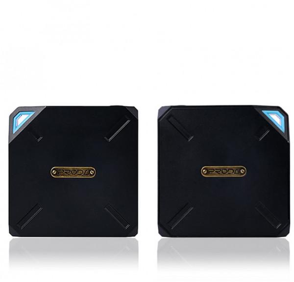REMAX Macro Series 10000 mAh (blue)  + dárek zdarma + pouzdro v hodnotě 99kč zdarma + 3% sleva pro registrované zákazníky