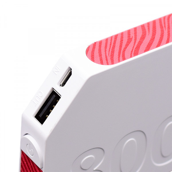 REMAX Platinum series 8000 mAh (white-red) R9039