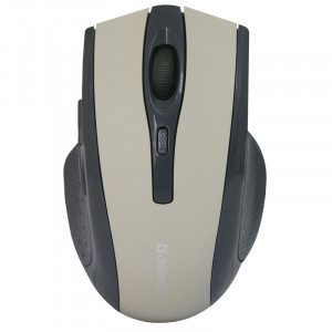 Defender Accura MM-665 (gray) Myš bezdrátová (52666)