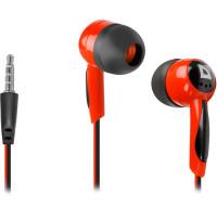 Defender Basic 604 (red) Špuntová sluchátka (63605)