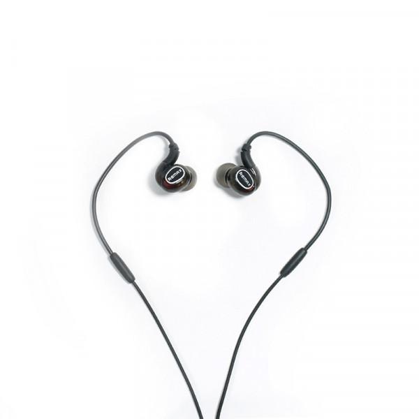 REMAX RM-S1 Pro Sporty Earphone Sluchátka (black) R7221