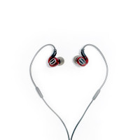 REMAX RM-S1 Pro Sporty Earphone Sluchátka (red) R7222
