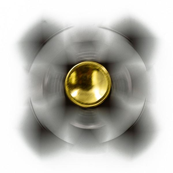 Apei Spinner Star kovový 18122