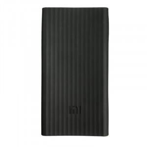 Xiaomi silikonové pouzdro pro 20000 mAh black X1017