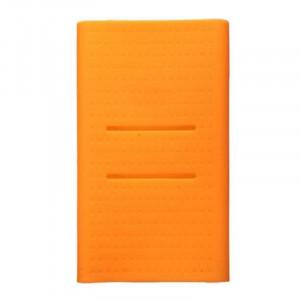 Xiaomi silikonové pouzdro pro 10000 mAh orange X1013
