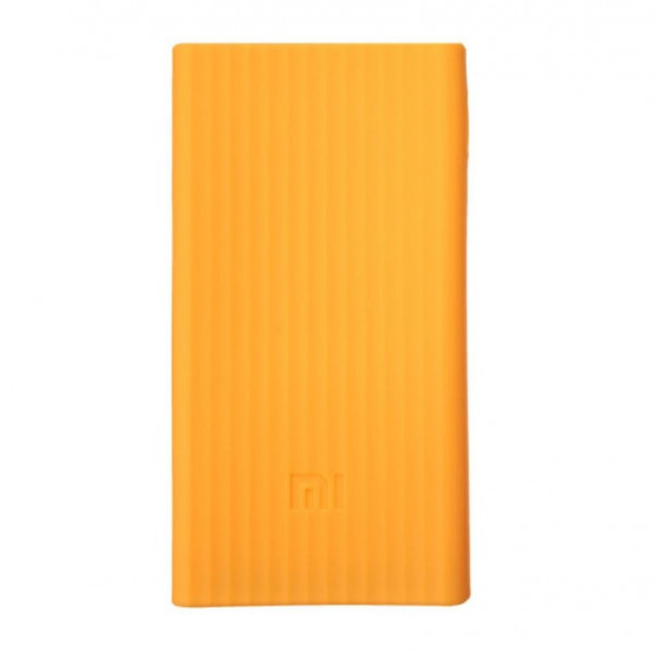 Xiaomi silikonové pouzdro pro 20000 mAh orange X1019