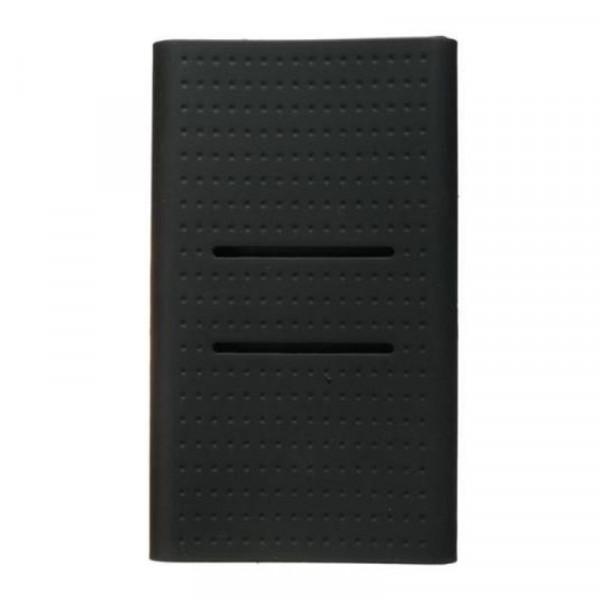 Xiaomi silikonové pouzdro pro 10000 mAh USB-C black X1015