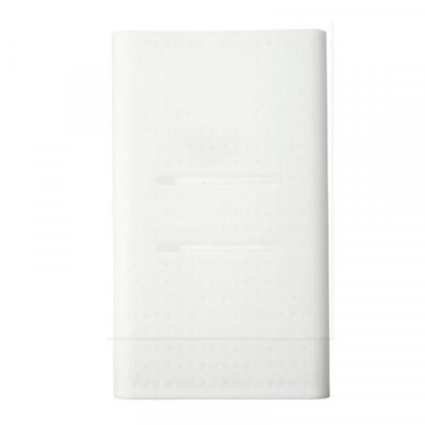 Xiaomi silikonové pouzdro pro 10000 mAh USB-C  white X1014