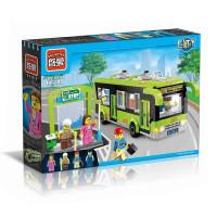 Enlighten Brick 1121 Autobusová Zastávka 461 dílů