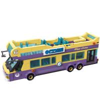 Enlighten Brick 1123 Turistický Autobus 455 dílů